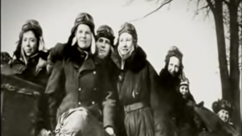 "The Night Witches: The ""Cat-Eyed"" All-Female Stealth Bombing Squad That Owned The Eastern Front 