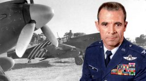 "The ""Last WWII Ace"" Was Also A Convicted Felon"
