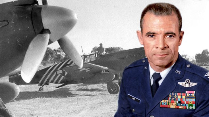 "The ""Last WWII Ace"" Was Also A Convicted Felon 