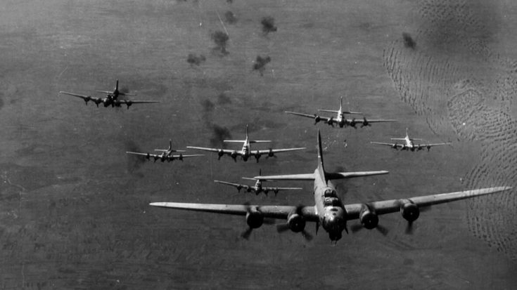 """I Fell 4 Miles And Lived"" –  B-17 Tail Gunner's Miraculous Declassified Survival 
