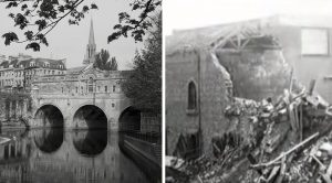 Why The Luftwaffe Purposely Bombed Britain's Most Beautiful Cities