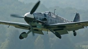 Here's Why The Bf-109 Could Hang With The Best Of 'Em
