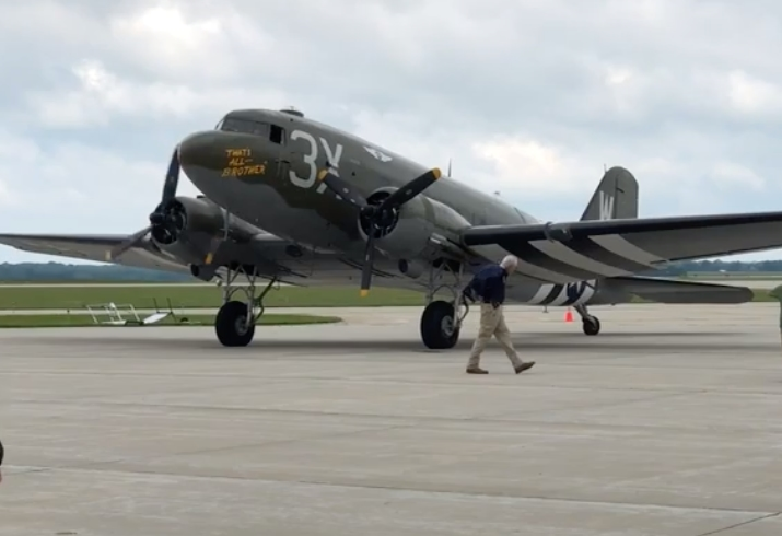 Here Are All The C-47s Flying To Normandy For D-Day 2019