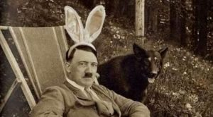 Here's A Look At Easter In 1941 – They Had Hitler Easter Eggs