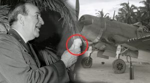 A Bored Pilot Used His Corsair To Make Ice Cream In WWII