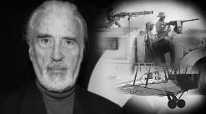 Christopher Lee Was A WWII RAF Badass – 6 Things You Might Not Have Known