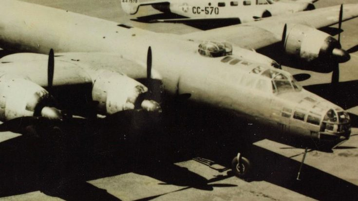 Wait A Second…Is That A Japanese B-17, B-25 Hybrid? | World War Wings Videos