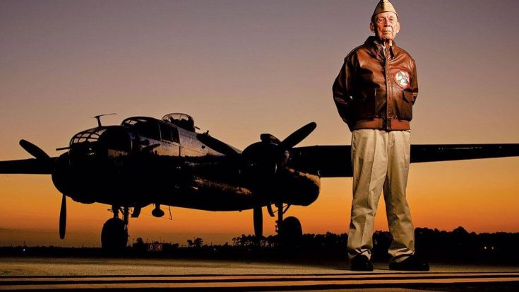 Lt. Dick Cole, The Last Of The Doolittle Raiders, Just Passed | World War Wings Videos