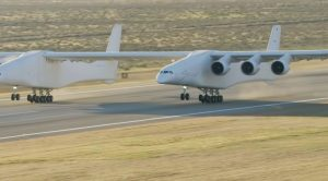 The World's Biggest Plane Finally Took Off