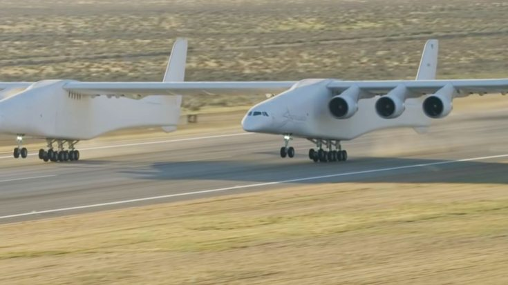 The World's Biggest Plane Finally Took Off | World War Wings Videos