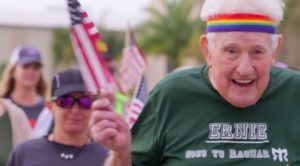 95-Year-Young WWII Veteran To Beat World Record He Set Himself