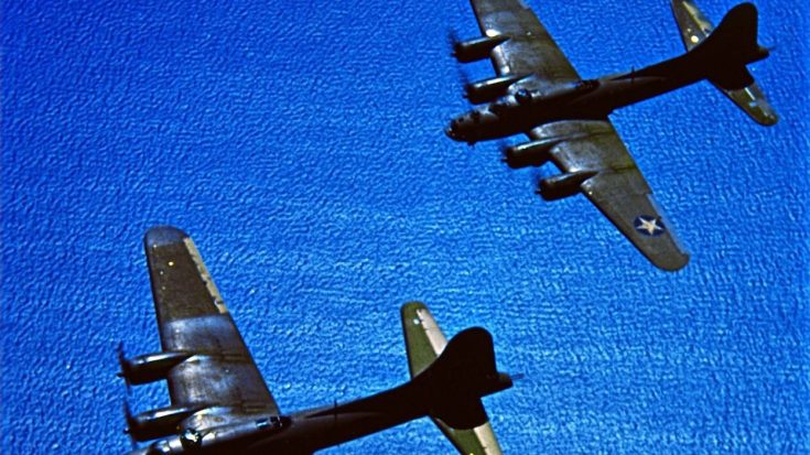 Watch Out For 'The Cold Blue' – A Masterful Film That Will Put You Inside The Mythical B-17