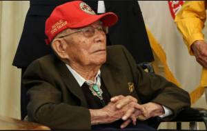 Fleming Begaye Sr. – Navajo Code Talker – Has Died. He Was 97