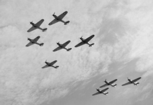 "The ""Idiotic"" WWI Aerial Formation The Allies Used In The Second World War, And How It Dealt Them Huge Fighter Losses"