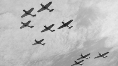 "The ""Idiotic"" WWI Aerial Formation The Allies Used In The Second World War, And How It Dealt Them Huge Fighter Losses 