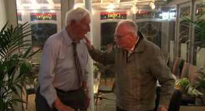 WWII Enemies Meet Face To Face For 1st Time on D-Day 75th Anniversary