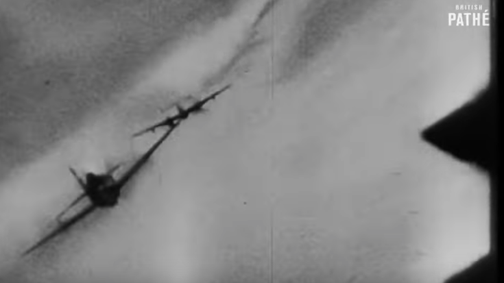World War II Air Combat: Rounds Hit Planes | World War Wings Videos