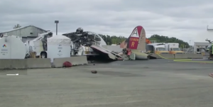 Recent B-17 Crash Raises Questions About Vintage Aircraft Rides