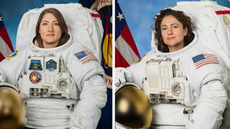 NASA: First All-Female Spacewalk To Occur In Next 48 Hours | World War Wings Videos