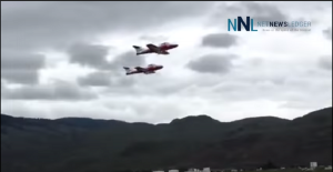 Canadian Forces Snowbirds Plane Crashes in Kamloops, B.C.