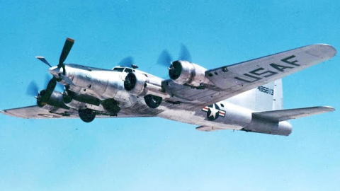 This B-17 Had Jet Engines | World War Wings Videos