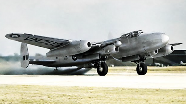 This Lancaster Had Jet Engines | World War Wings Videos