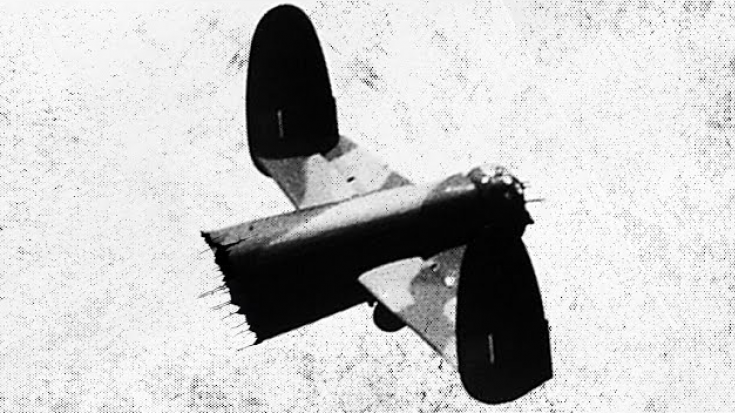 The Lancaster Tail that Flew and Landed Itself   World War Wings Videos