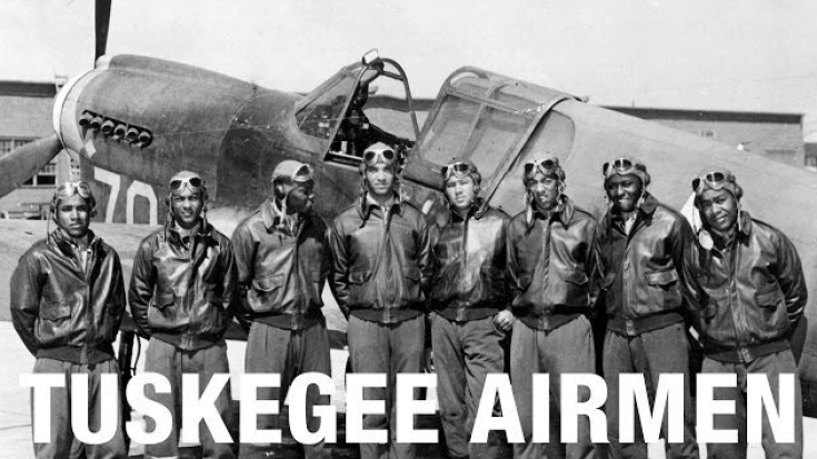 Histury Unhitched – Tuskegee Airmen | World War Wings Videos