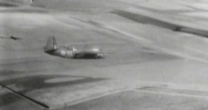 Dramatic Low-Level Flying Bomber Footage (1943)