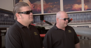 Pawn Stars: Rick Very Impressed By WWII Fighter Plane