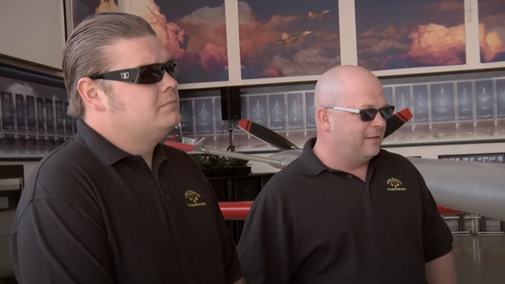 Pawn Stars: Rick Very Impressed By WWII Fighter Plane   World War Wings Videos