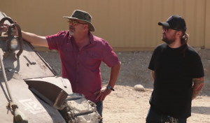 Pawn Stars: WWII Tank Goes Up For Sale, But First They Blow Stuff Up