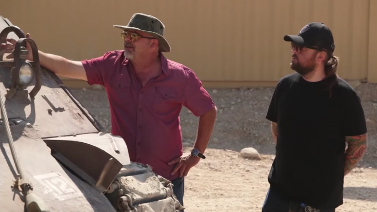 Pawn Stars: WWII Tank Goes Up For Sale, But First They Blow Stuff Up | World War Wings Videos