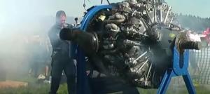 Listen To That Monster Wright R-3350 Duplex-Cyclone Engine