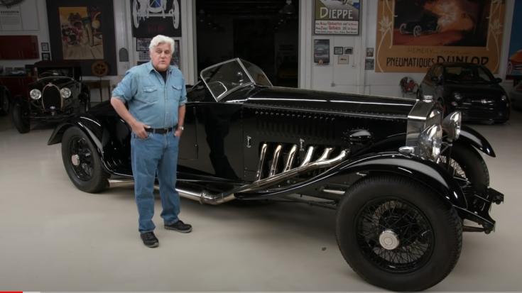 1934 Rolls-Royce Merlin – Jay Leno's Garage | World War Wings Videos