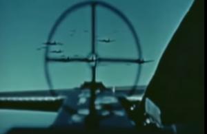 """Memphis Belle"" WWII Combat Footage"