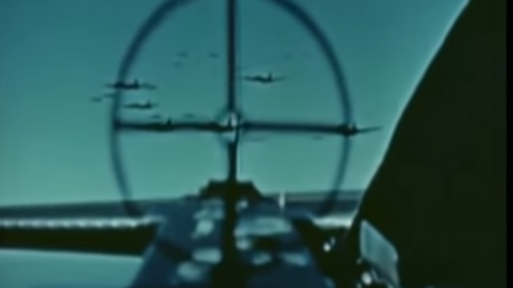 """Memphis Belle"" WWII Combat Footage | World War Wings Videos"