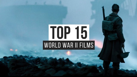 Top 15 World War II Films | World War Wings Videos