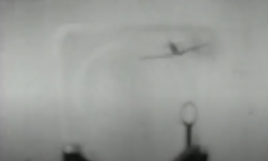 Devastating WWII Guncam Footage That Will Make Your Palms Sweat