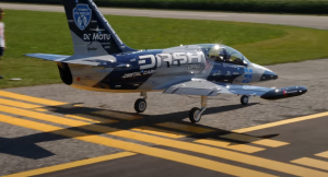 $70,000 RC Airplane Takes To The Skies