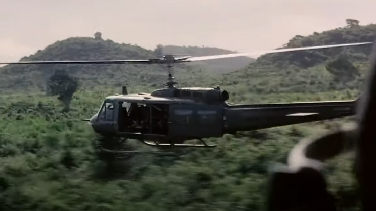 """""""Take Me Home, Country Roads"""" Goes Perfectly With Vietnam Footage 
