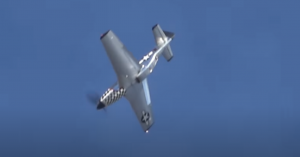 Pilot Pushes P-51 Mustang To Limits With These Incredible Aerobatics