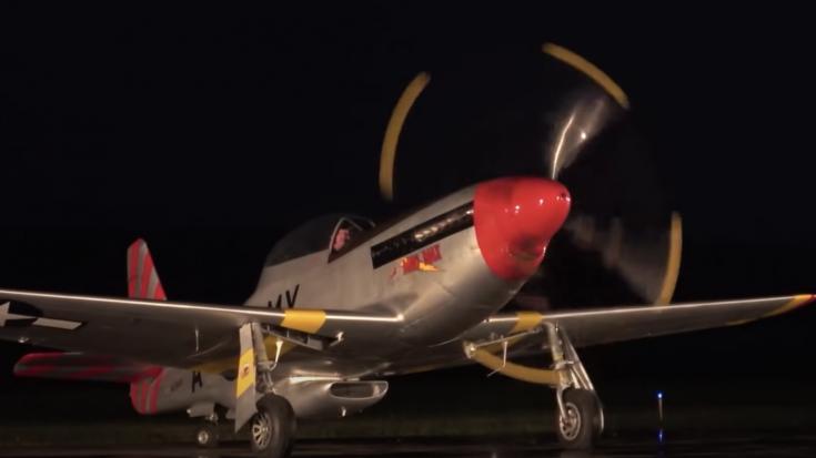 WWII Warbirds Night Engine Runs – Amazing Sound | World War Wings Videos